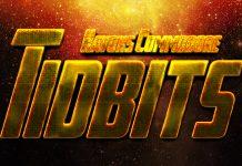 Tidbits Yellow Logo