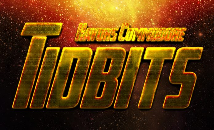 Tidbits Yellow Logo