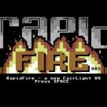 Fairlight Rapid Fire logo