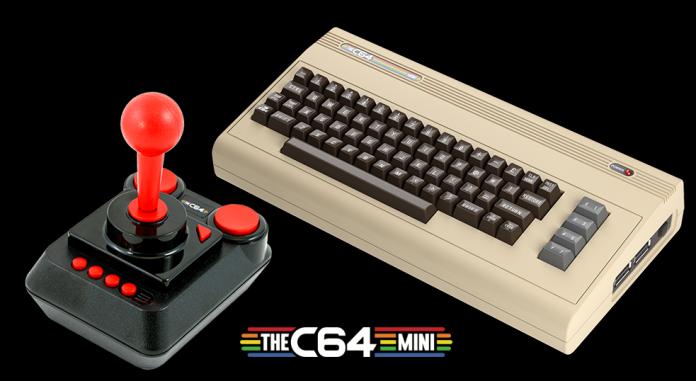 THEC64 Mini Firmware 1 0 8 Released
