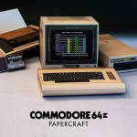 COMMODORE 64 PAPERCRAFT V3