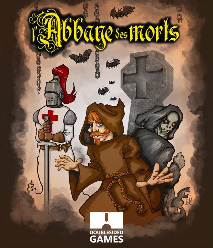 L'Abbaye des morts Box Cover