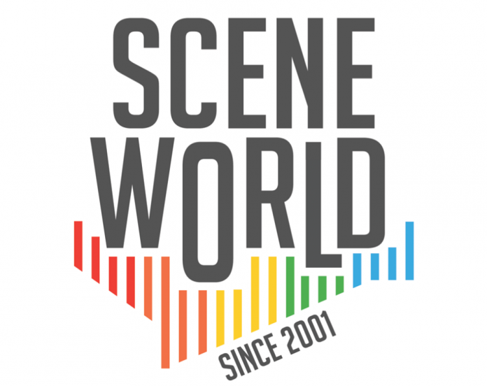 Scene World Logo Large
