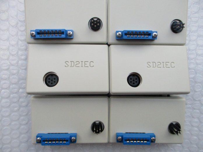 Shareware Plus Cableless SD2IEC