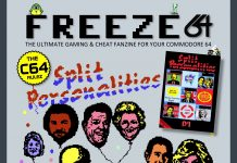 Freeze64 Issue 22