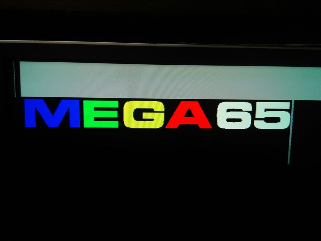MEGA64 Proportional Text Rendering Example
