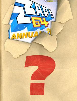 ZZap! 64 Annual 2019