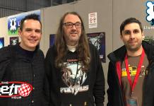 Jeff Minter Retro Hour Podcast