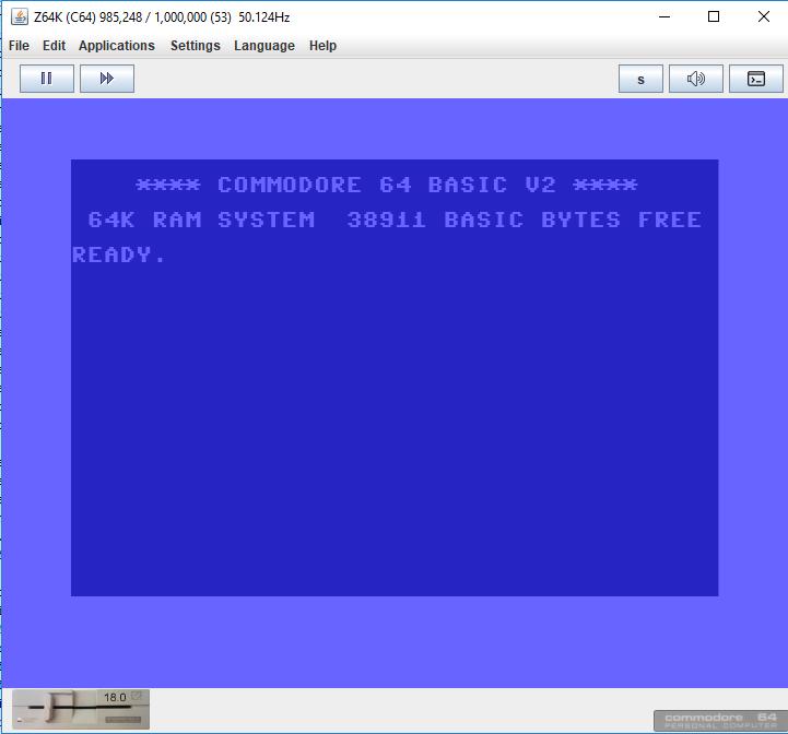 Z64K Emulator