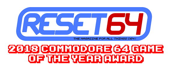 Reset64 2018 Game of the Year Award