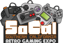 SoCal Retro Gaming Expo