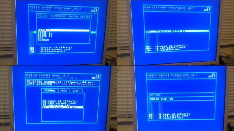 magicFlash64 Programmer
