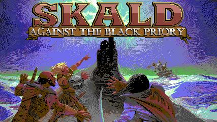 SKALD Title Screen