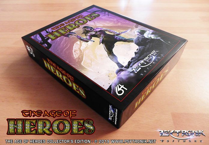 Age Of Heros Box