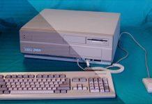Amiga 2000 Scanlines