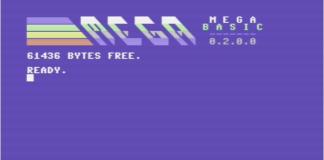 MEGA Open ROMs Start Banner