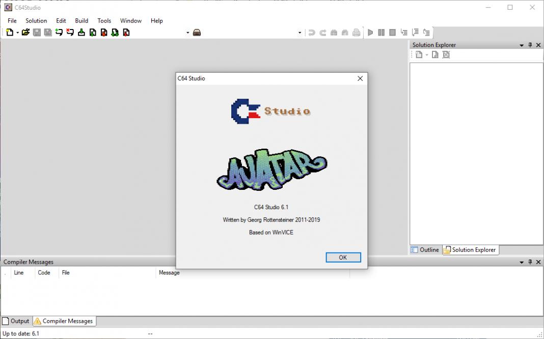 C64 Studio 6.1