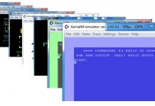 Kernal64 Screens