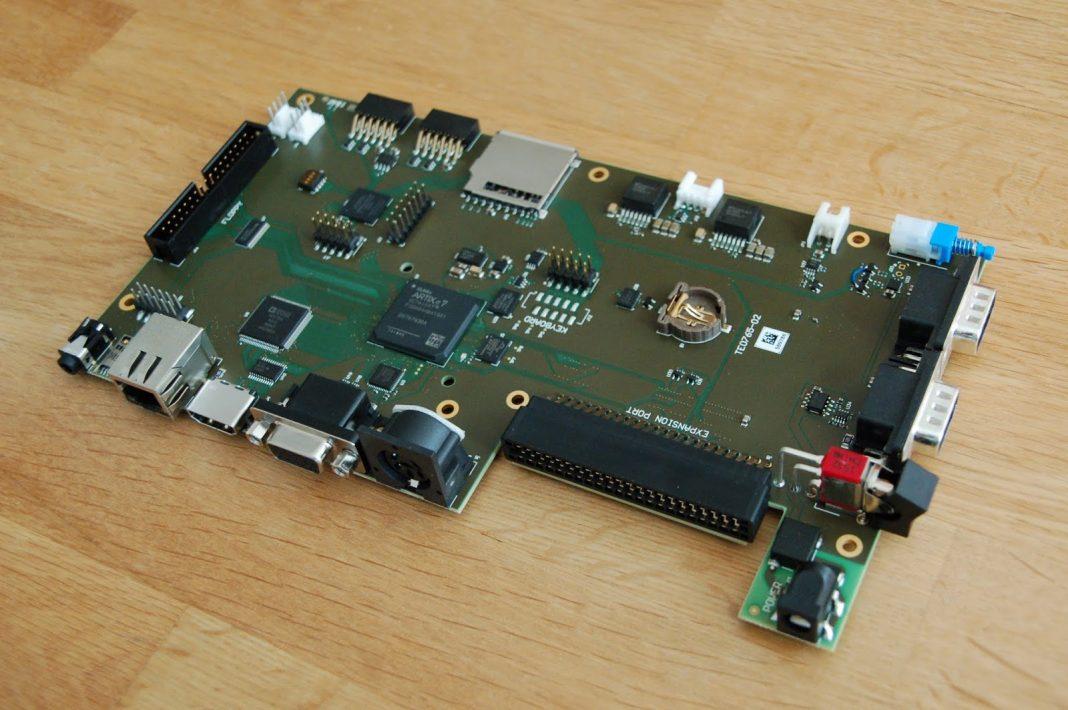 MEGA65 PCB r2.0