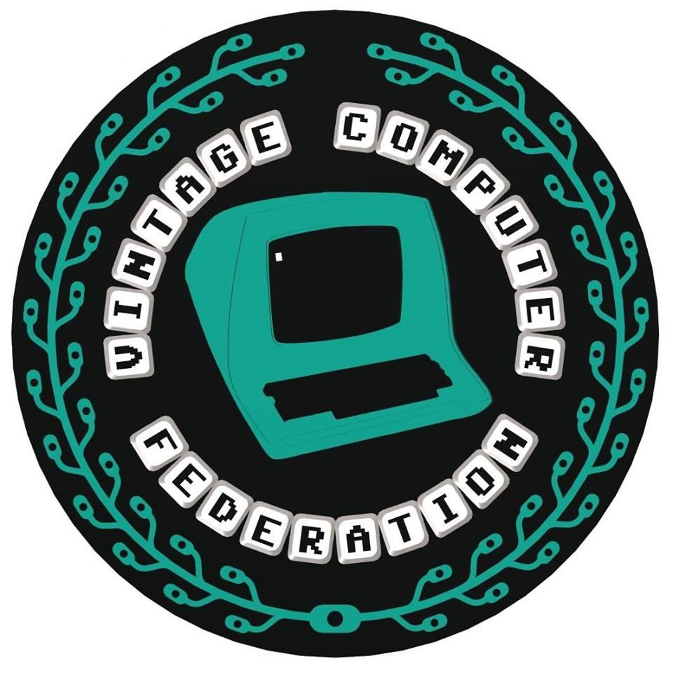 Vintage Computer Festival Logo