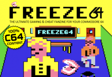 Freeze 64 issue 28