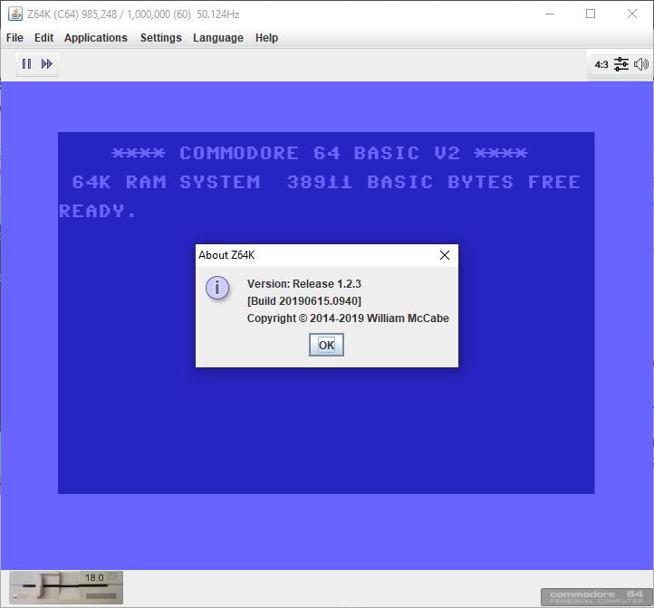 Z64k C64 v1.2.3