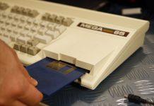 Mega65 Disk Drive