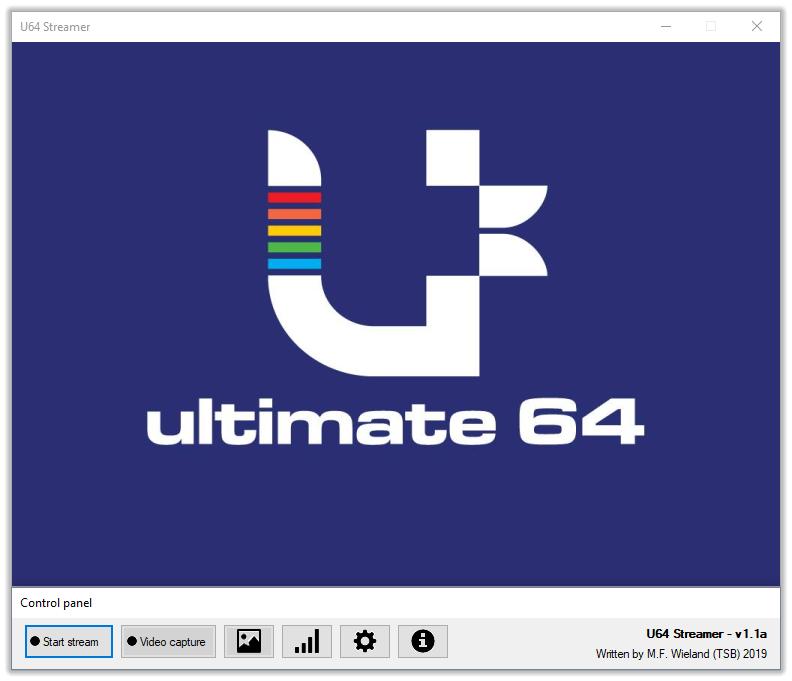 U64 Streamer