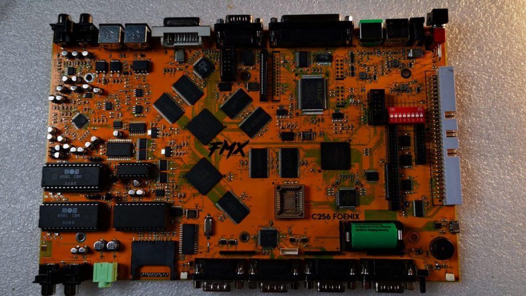 C256 FOENIX FMX