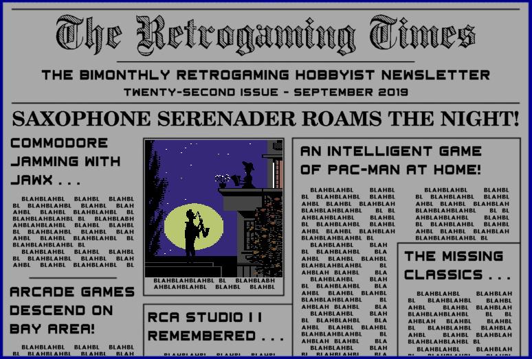 Retrogaming Times #22