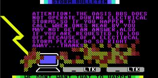Storm Bulletin