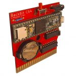 Backbit C64 Bare Cartridge