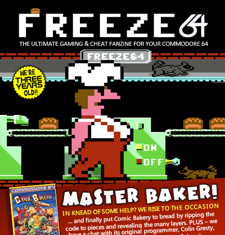 FREEZE64 Issue 30