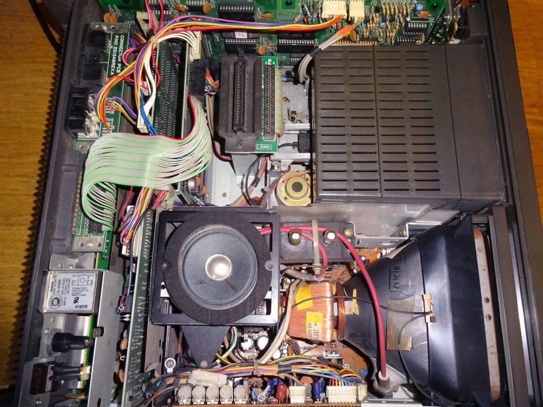 SX-64 Internals