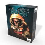 Black Dawn Rebirth Amiga box front