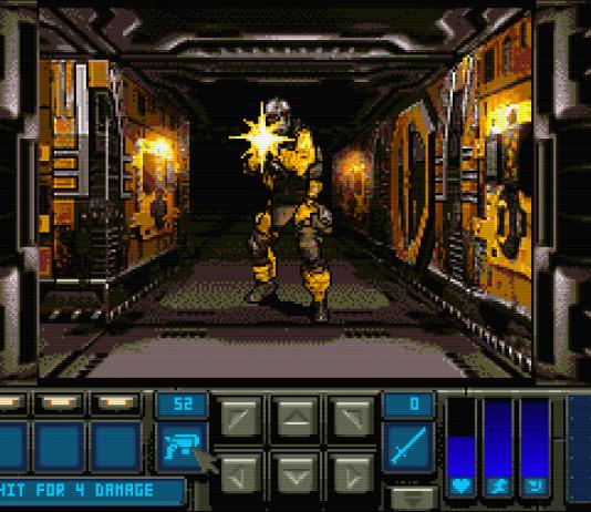 Black Dawn Rebirth Amiga