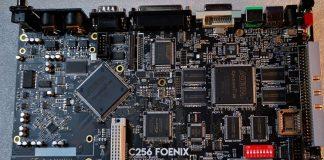 C256 FOENIX Rev CX Black Early Adopters Edition