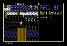 Demon's Isle C64 Sample