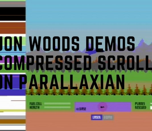 Jon Woods Parallaxian