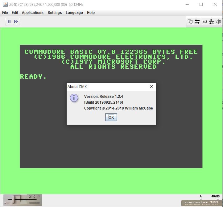 Z64k C128 v1.2.4