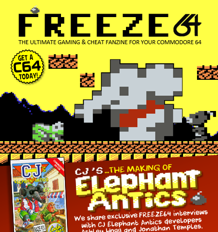 Freeze64 Issue 32