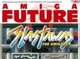 Amiga Future 142 Cover