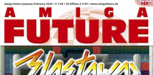 Amiga Future 142 Cover
