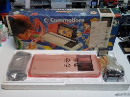 Commodore 64 Game System (C64 GS)