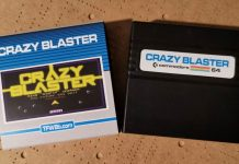 Crazy Blaster Cartridge