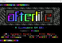 Afterlife BBS