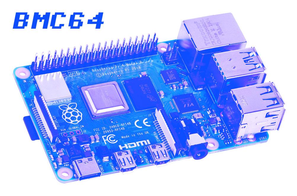 BMC64 Featuered Image