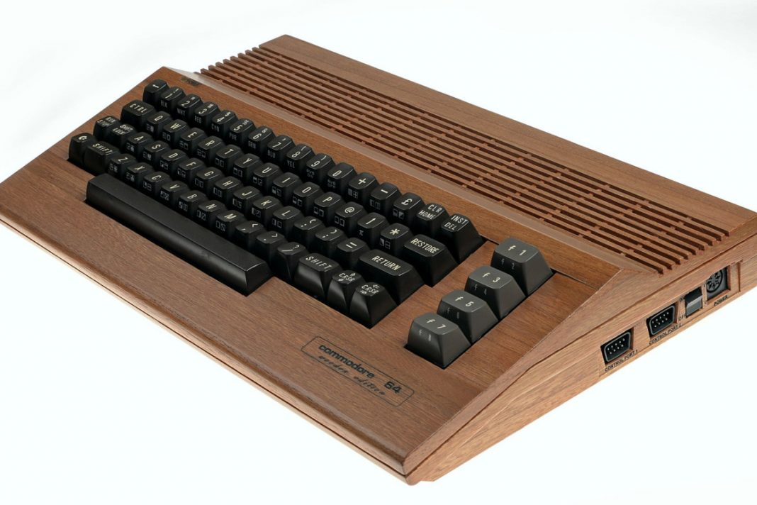 Commodore 64 Wood Edition