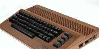 Commodore 64 Wood Edition