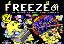 Freeze64 Magazine Issue 33